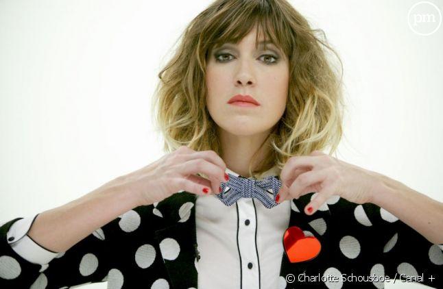 Daphné Bürki retourne sur Canal+ après un an passé sur France 5.