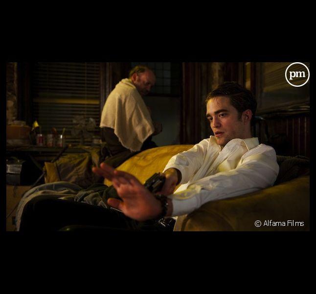 """Robert Pattinson dans """"Cosmopolis"""" de David Cronenberg, présenté en sélection officielle"""