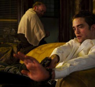 Robert Pattinson dans 'Cosmopolis' de David Cronenberg,...