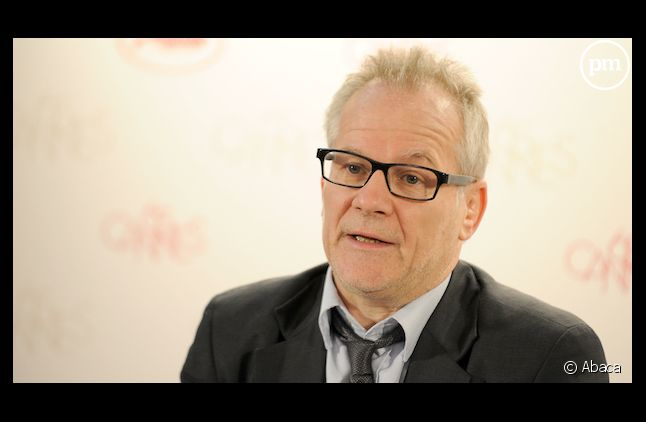 Thierry Frémaux, délégué général du Festival de Cannes