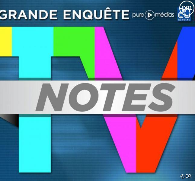 """Les """"TV Notes"""" 2012."""