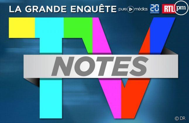 "Les ""TV Notes"" 2012."