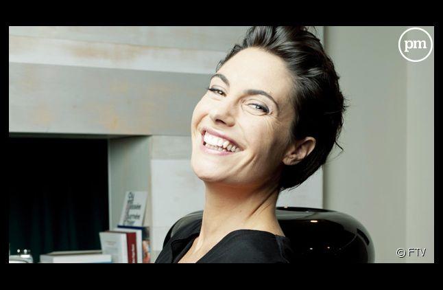 Alessandra Sublet développe de nouveaux projets pour France 2.