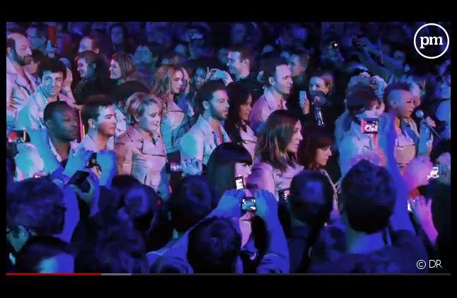 Le concert des Enfoirés se tiendra en 2013 à Paris.
