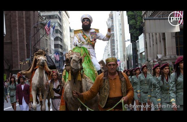 """""""The Dictator"""" signe le 15ème meilleur démarrage de 2012"""