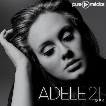 "3. Adele - ""21"""