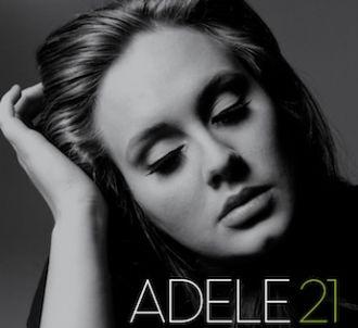 3. Adele - '21'