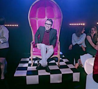 Christophe Willem dévoile le clip de 'Starlite'