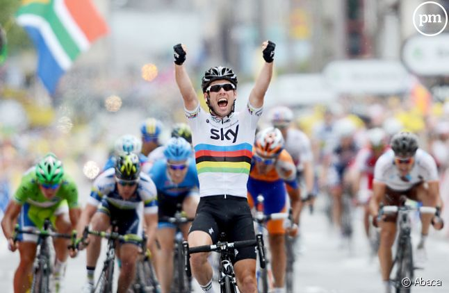Les audiences du Tour de France sont en baisse en 2012.