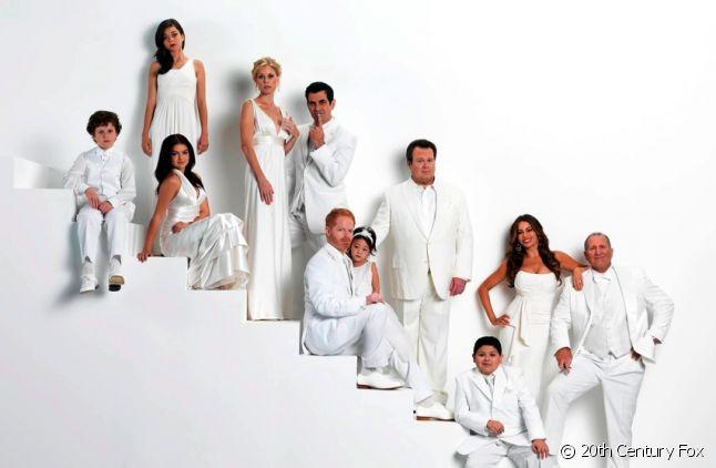 """Le cast de """"Modern Family"""""""