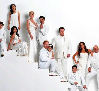 Le cast de 'Modern Family'