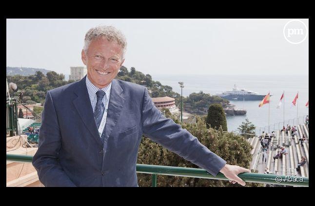 Nelson Monfort a été élu journaliste le plus chauvin aux Jeux Olympiques par le Wall Street Journal