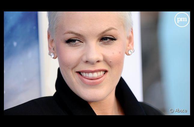 Pink confie avoir refusé d'être juge dans divers télé-crochets