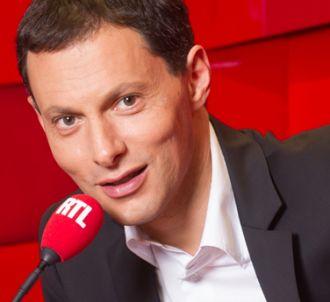 <p>Marc-Olivier Fogiel.</p>