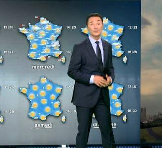 La nouvelle météo de France 2 incarnée par Philippe...