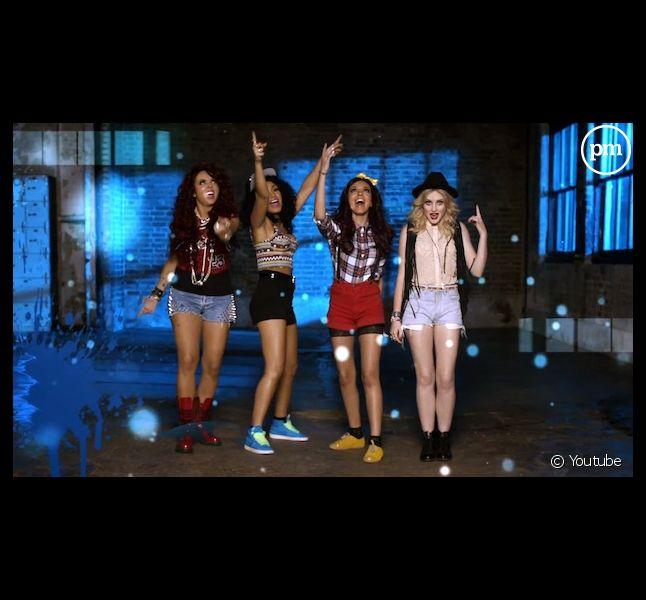 """Little Mix dans le clip de """"Wings"""""""