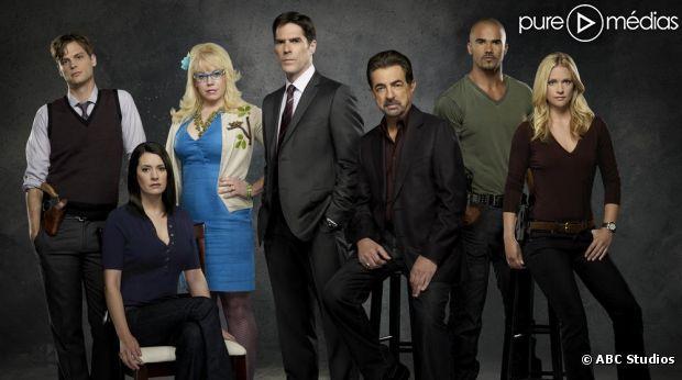 """""""Esprits Criminels"""" saison 7"""