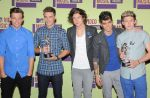 MTV Video Music Awards : One Direction rafle trois récompenses