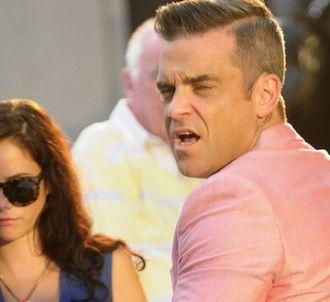 Le clip 'Candy' de Robbie Williams
