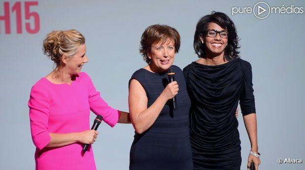 Après la politique, Roselyne Bachelot devient chroniqueuse télé.
