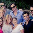 """Le cast de """"La Fête à la Maison"""" s'est retrouvé à l'occasion des 25 ans de la série"""