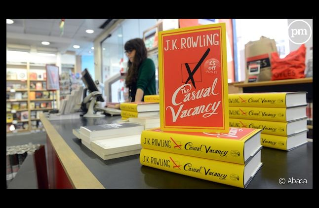 "Le livre ""The Casual Vacancy"" de J.K. Rowling"