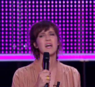 Michel Denisot et Daphné Burki chantent en duo
