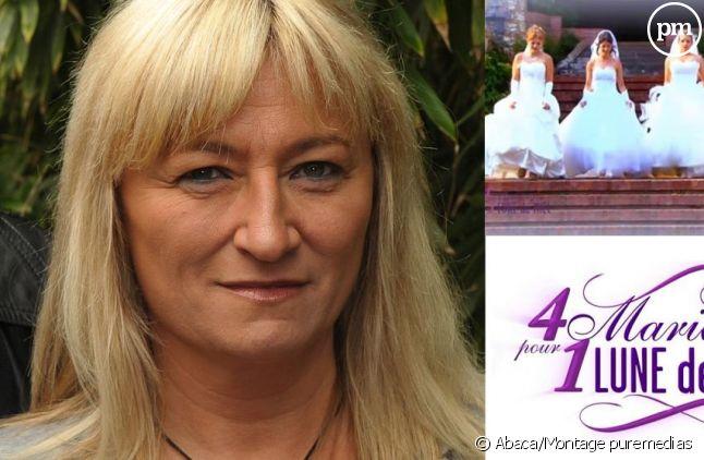 """Christine Bravo n'aime pas beaucoup """"4 mariages pour 1 lune de miel""""..."""