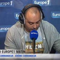 Zapping : Jérôme Commandeur se moque de BFM TV