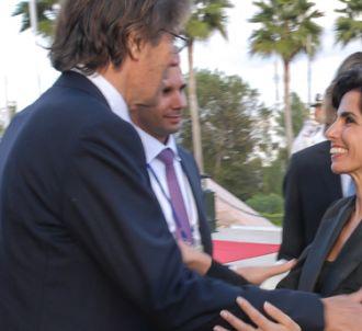 Dominique Desseigne et Rachida Dati, en octobre 2012.