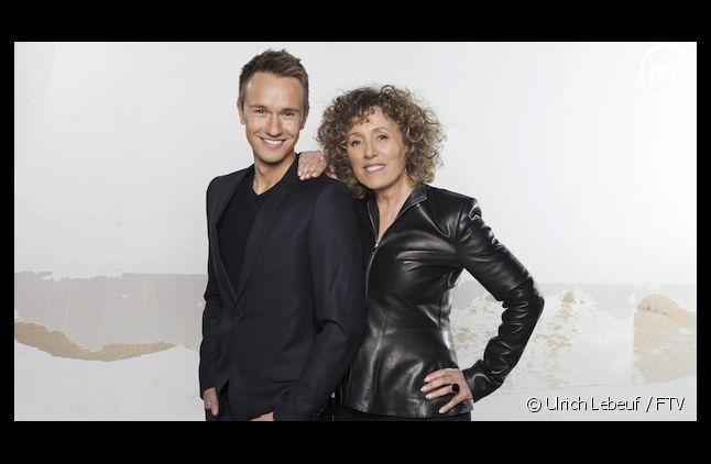 Mireille Dumas et Cyril Féraud assureront à nouveau les commentaires de l'Eurovision