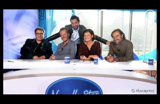 """Le jury de """"Nouvelle Star"""" 2012 sur D8"""
