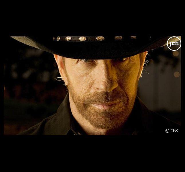 """Chuck Norris est """"Walker Texas Ranger"""""""