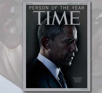 Barack Obama est l'homme de l'année 2012 pour 'Time...