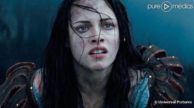 """Kristen Stewart dans """"Blanche Neige et le chasseur"""""""