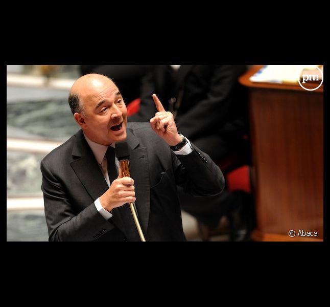 """Pierre Moscovici """"comprend"""" les habitants de Montbéliard après la blague de Jamel Debbouze"""