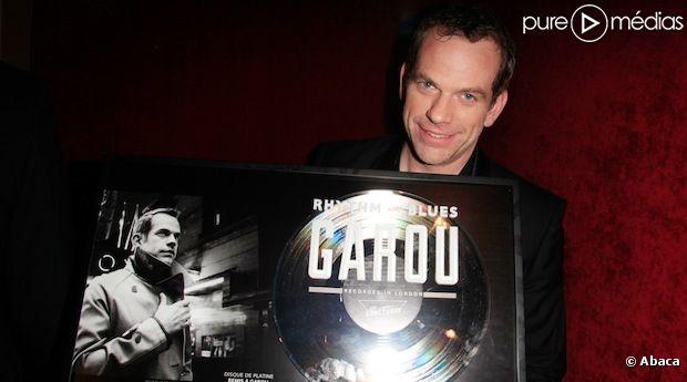 """Retour réussi pour Garou grâce à sa participation à """"The Voice, la plus belle voix"""""""