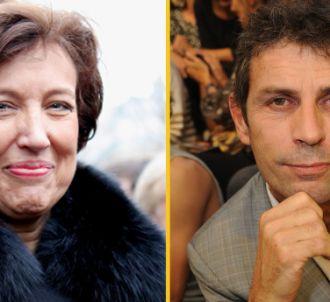 Roselyne Bachelot et Frédéric Taddeï.