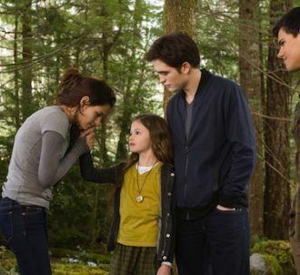 'Twilight - Chapitre 5 : Révélation 2e partie' est nommé...