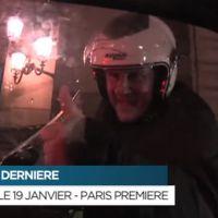 Zapping : Quand Gérard Depardieu débarque à moto dans
