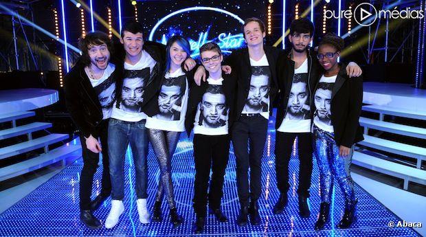 """Que vont chanter les sept derniers candidats de """"Nouvelle Star"""" ce soir sur D8 ?"""