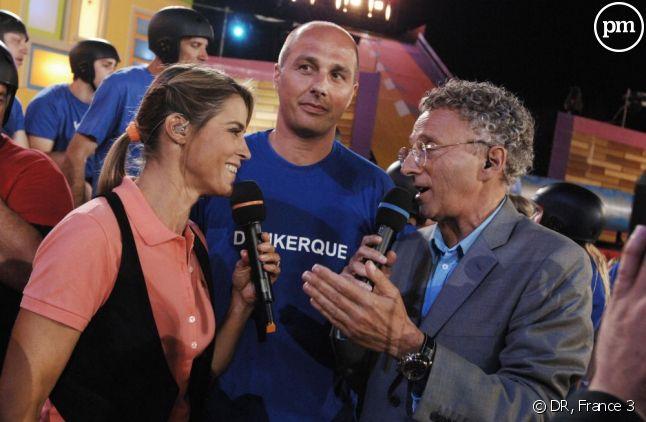 """La toute dernière diffusion de l'émission """"Intervilles"""", le 26 Août 2008, avait vu s'affronter Dax contre Gap."""