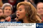 Beyoncé et Kelly Clarkson ont brillé lors de l'investiture d'Obama