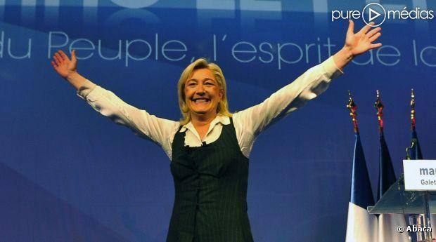 Marine Le Pen va affronter Laurent Ruquier devant les tribunaux
