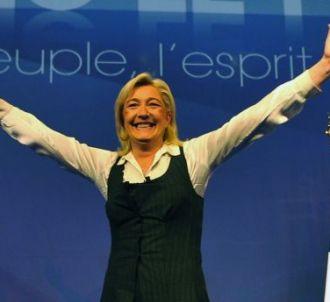 Marine Le Pen va affronter Laurent Ruquier devant les...