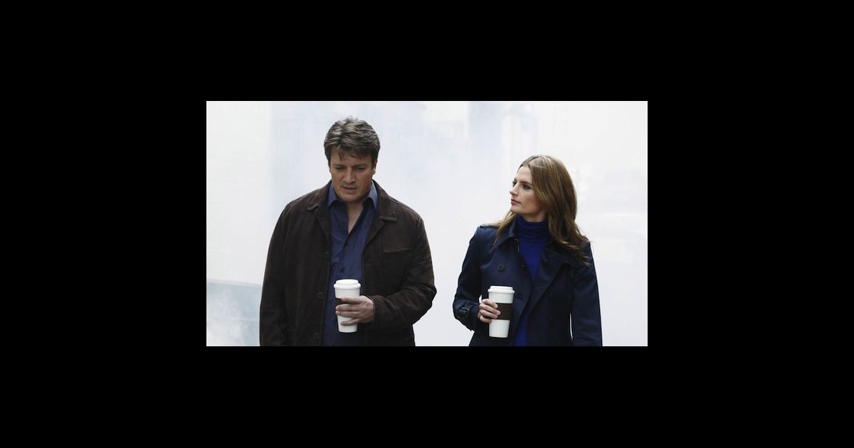 Stana katic et nathan fillion dating 6