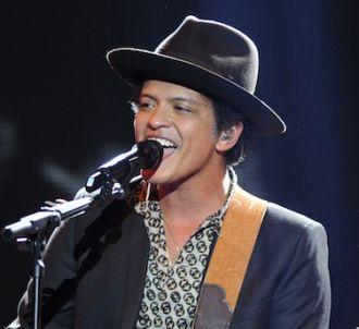Bruno Mars est l'invité d'honneur de la 'Star Academy'