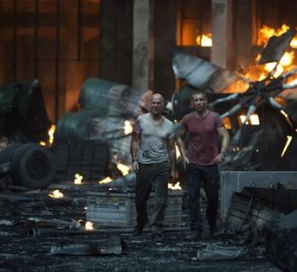 'Die Hard : belle journée pour mourir' démarre en tête du...