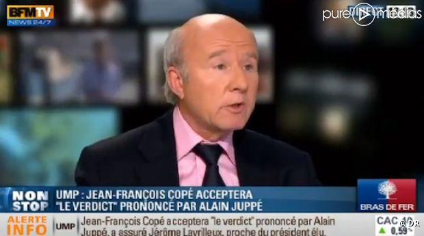 Olivier Mazerolle quitte la télévision pour rejoindre la presse écrite.