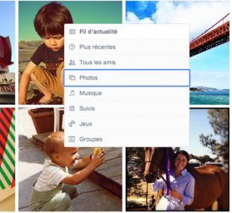 Le nouveau Facebook.